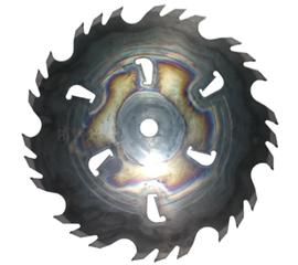 Пила дисковая ASPI (GASS) 800х50х5.0/8.0 z=28 для станка Бурсус 420