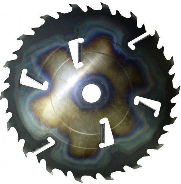 Пила дисковая ASPI (GASS) 900х50х5.4/8.3 z=28 для станка Lignuma TR-800