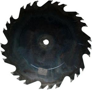Пила дисковая ASPI (GASS) 1100х50х7.6/5.4 z=56 для станка Kara