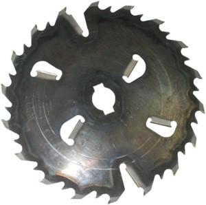 Пила дисковая ASPI (GASS) 550х75х5.2/3.5 z=18+6 для станка KRAFTER-M