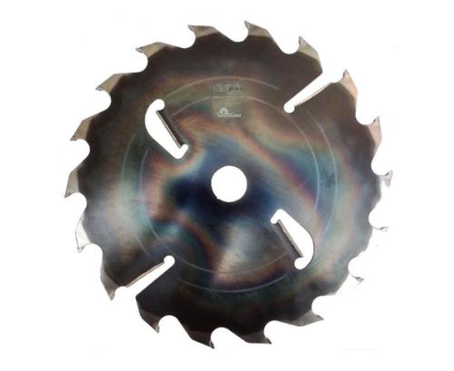 Пила дисковая ASPI (GASS) 300х50х3.7/2.5 z=18+4 для станка ЦМР-5