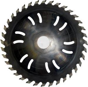 Пила дисковая ASPI (GASS) 350х75х5.0/3.5 z=36 BA для станка Paul KME