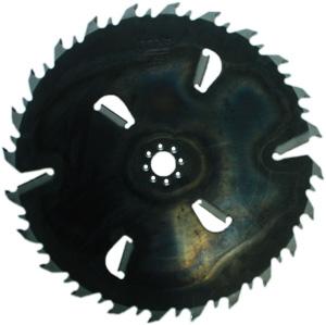 Пила дисковая ASPI (GASS) 630х50х3.9/5.7 z=24+6 для станка Бурсус 420