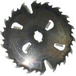 Пила дисковая ASPI (GASS) 500х75х5.2/3.5 z=18+6 для станка KRAFTER-M