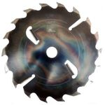 Пила дисковая ASPI (GASS) 300х75х3.7/2.5 z=18+4 для станка МКС 1000