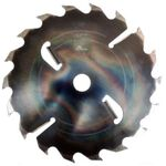 Пила дисковая ASPI (GASS) 255x55х2.8/1.8 z=24+2 для станка GRS-300