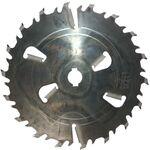 Пила дисковая ASPI (GASS) 450х80х3.2/4.8 z=18+6 для станка ЦБ-320