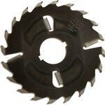 Пила дисковая ASPI (GASS) 400х70х4.4/3.0 z=20+4 ВА для станка CARPENTER