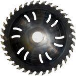 Пила дисковая ASPI (GASS) 400х75х4.4/3.0 z=28 BA для станка UDKY