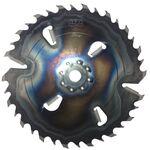Пила дисковая ASPI (GASS) 600x50x5.7/3.9 Z18+6 для углового станка ТАЙГА ПДПУ