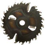 Пила дисковая ASPI (GASS) 350х75х3.9/2.5 z=18+4 для станка Акула-2М