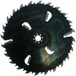Пила дисковая ASPI (GASS) 630х50х3.9/5.7 z=24+6 для станка Триумф СБЦ 480