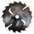 Пила дисковая ASPI (GASS) 300х75х3.7/2.5 z=24 ВА для станка KRAFTER-E