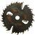 Пила дисковая ASPI (GASS) 370х75х4.4/3.0 z=20+4 ВА для станка KRAFTER-E